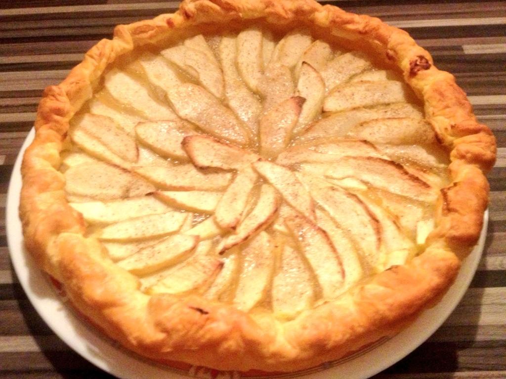 Tarte aux pommes maison 28 images tarte aux pommes - Tarte aux pommes compote maison ...