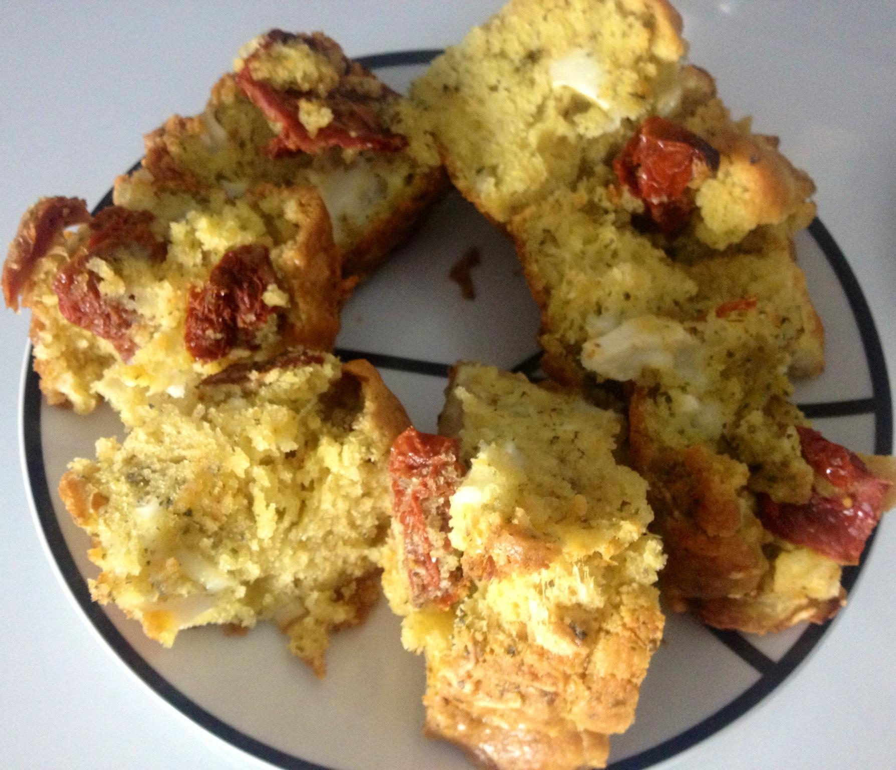 Recette Cake Aux Tomates S Ef Bf Bdch Ef Bf Bdes Et Feta