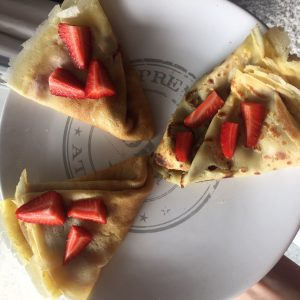 crepe healthy epeautre